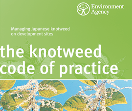 Environment Agency Japanes Knotweed Code of Practice