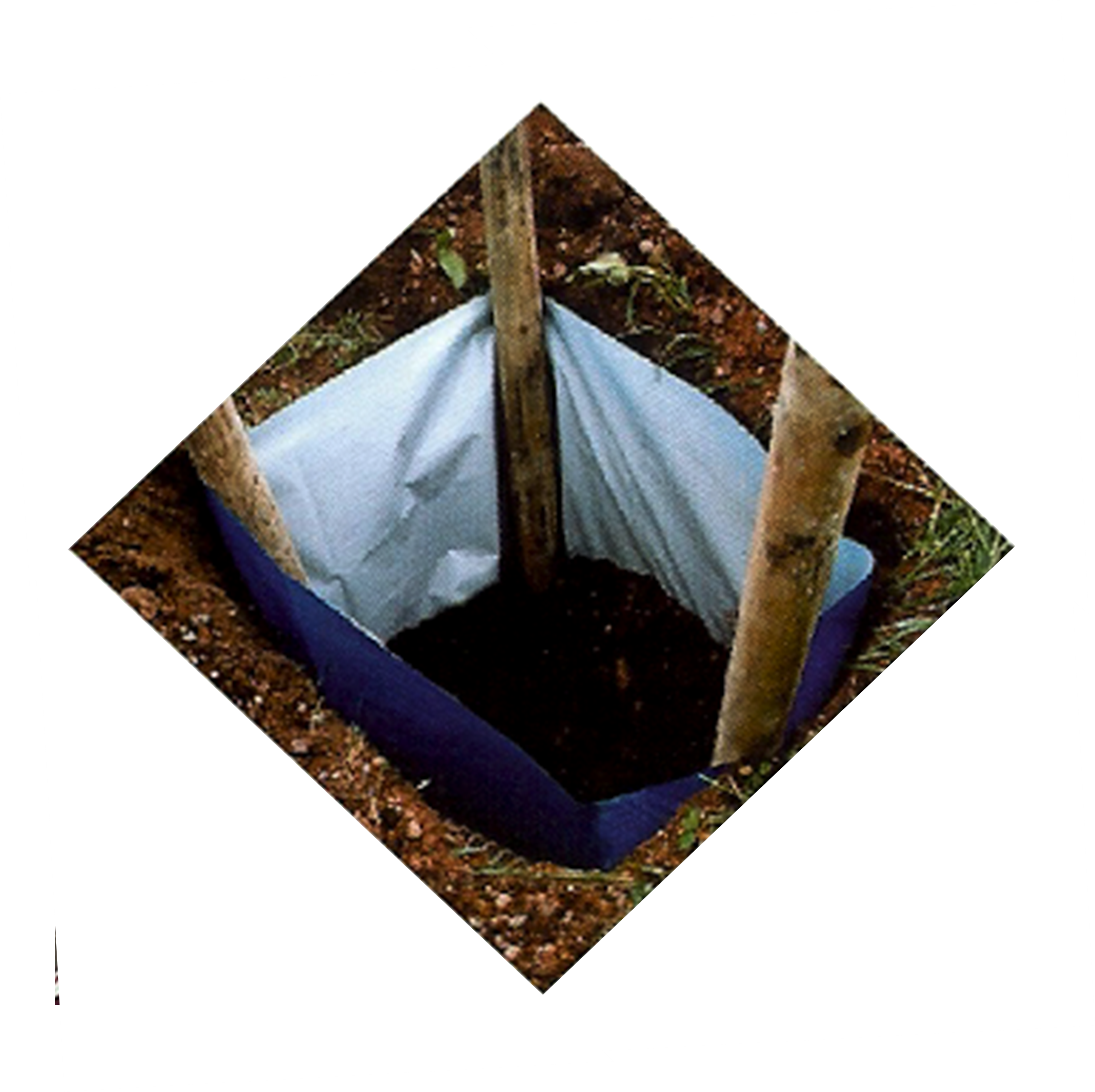 Ready-Made Tree Pit Liner